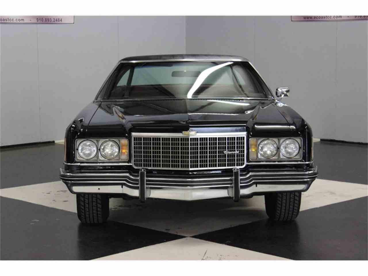 Large Picture of 1974 Chevrolet Caprice located in Lillington North Carolina Offered by East Coast Classic Cars - JUO8
