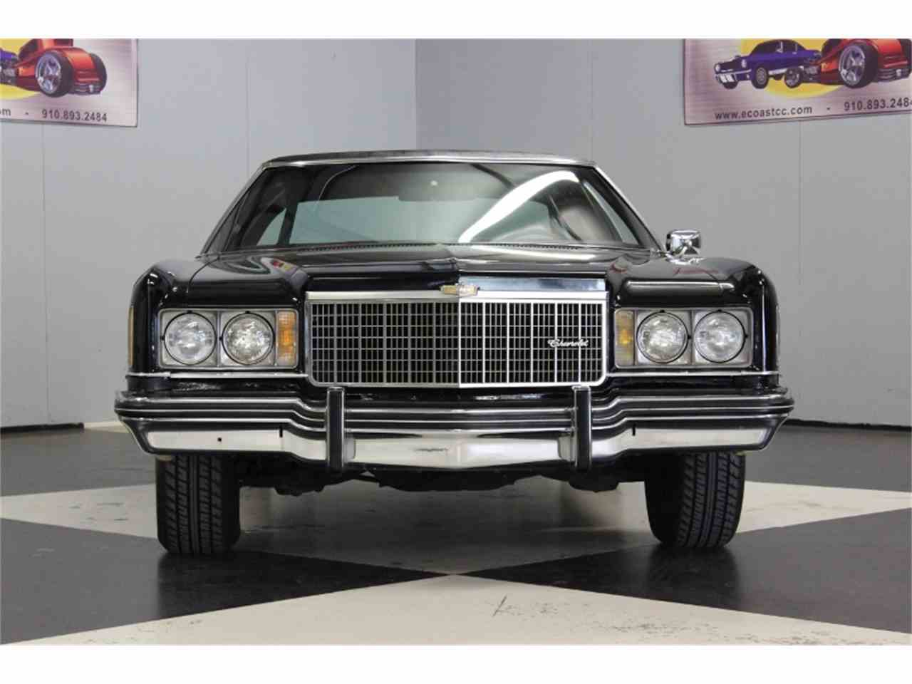 Large Picture of '74 Caprice - $28,500.00 - JUO8