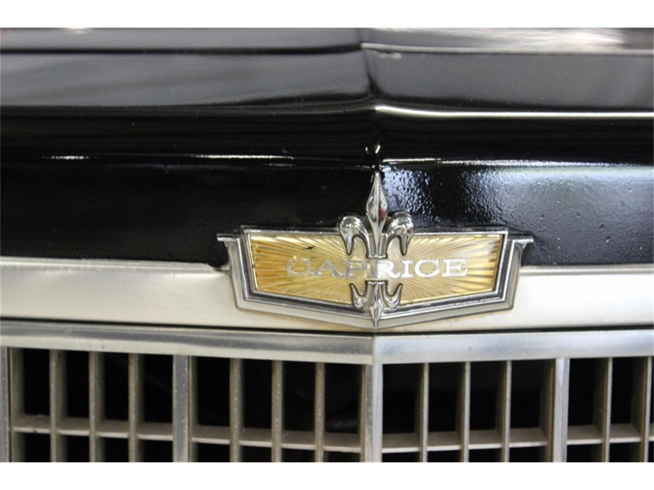 Large Picture of '74 Caprice Offered by East Coast Classic Cars - JUO8