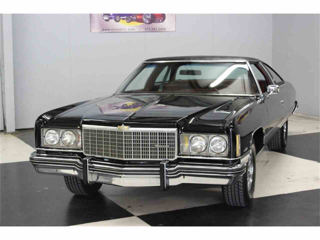 Large Picture of 1974 Chevrolet Caprice Offered by East Coast Classic Cars - JUO8
