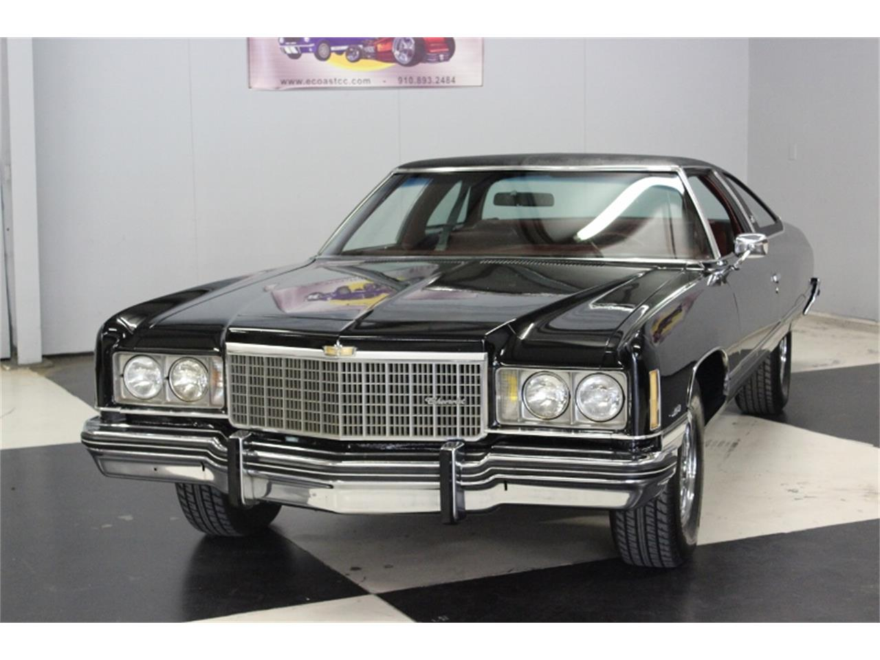Large Picture of 1974 Caprice located in North Carolina - $28,500.00 - JUO8