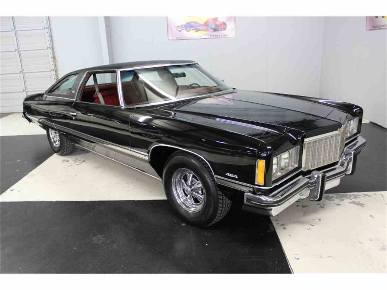 Large Picture of 1974 Chevrolet Caprice located in North Carolina - $28,500.00 Offered by East Coast Classic Cars - JUO8