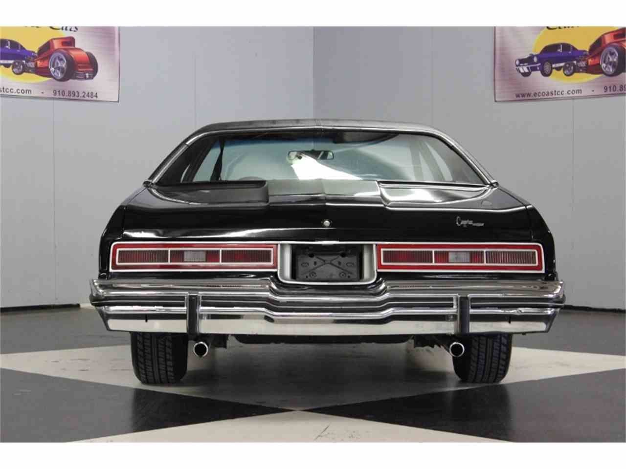 Large Picture of '74 Caprice located in Lillington North Carolina - $28,500.00 Offered by East Coast Classic Cars - JUO8