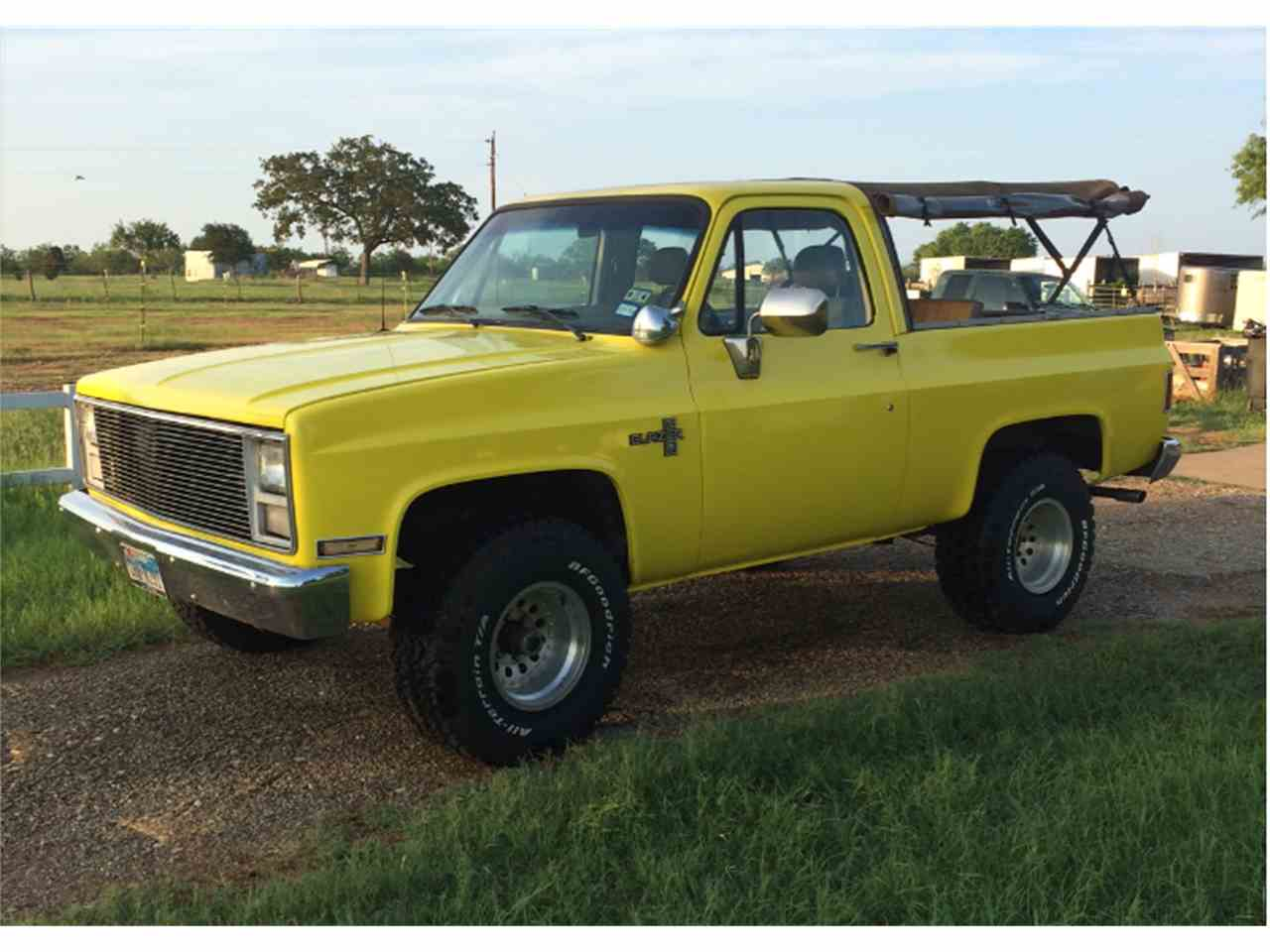 Large Picture of '85 Blazer - JQCZ