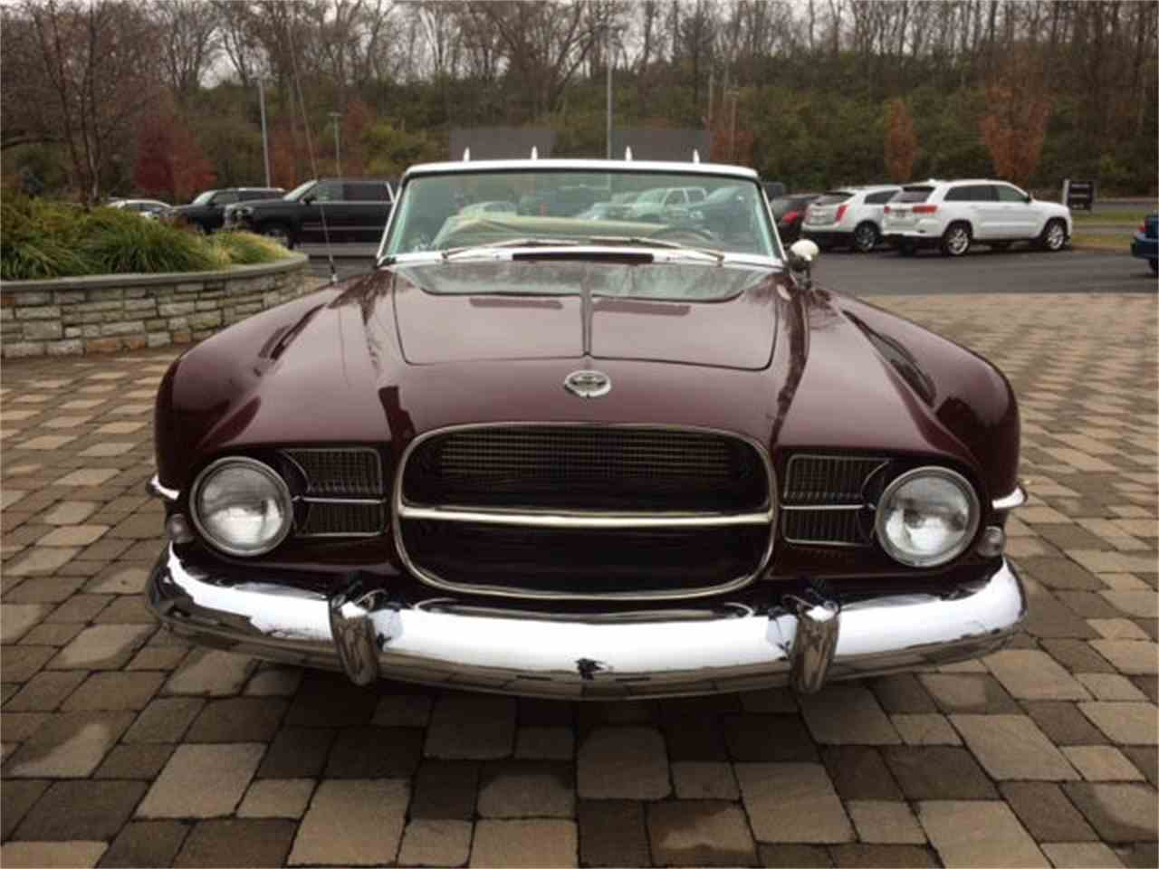 Large Picture of '58 Ghia - JUR6