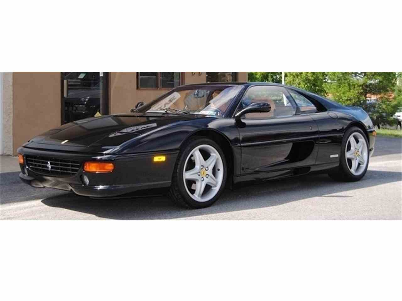Large Picture of 1997 Ferrari 355 located in Massachusetts Offered by Silverstone Motorcars - JUS5