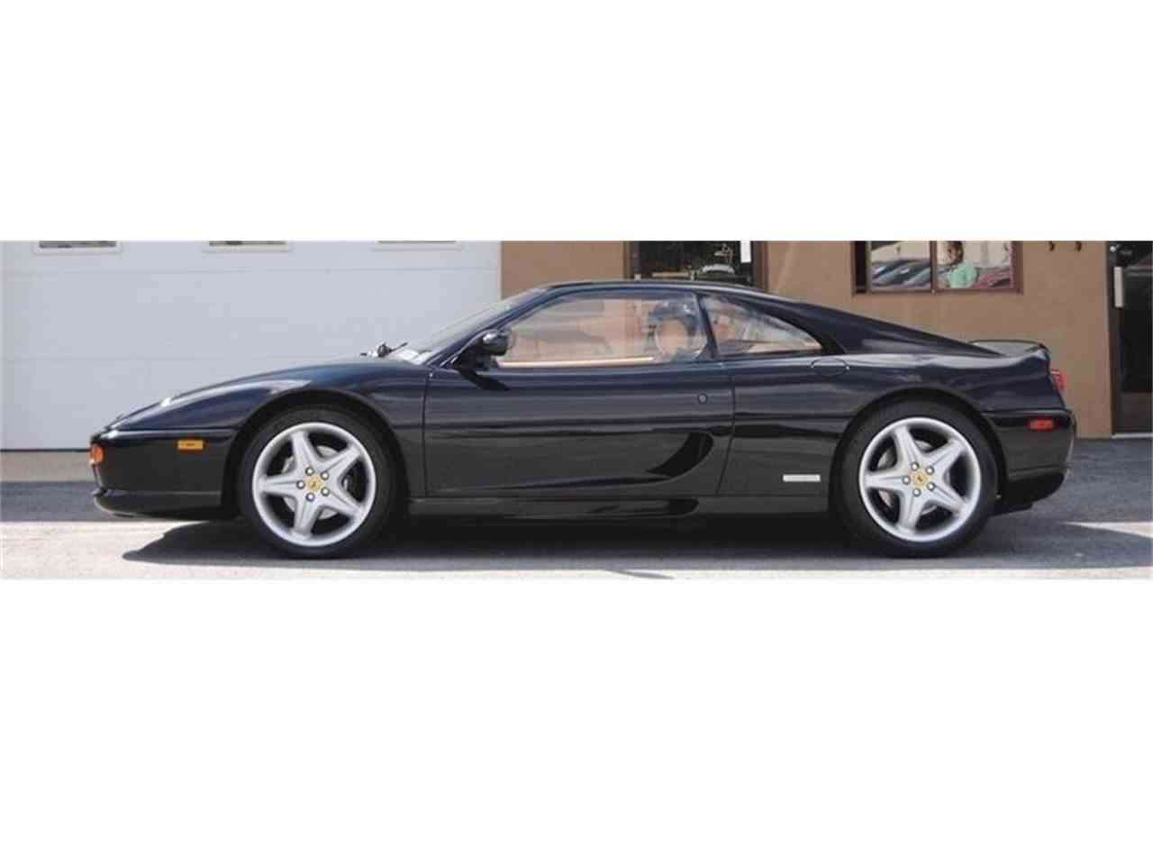 Large Picture of '97 Ferrari 355 located in North Andover Massachusetts - $92,000.00 Offered by Silverstone Motorcars - JUS5