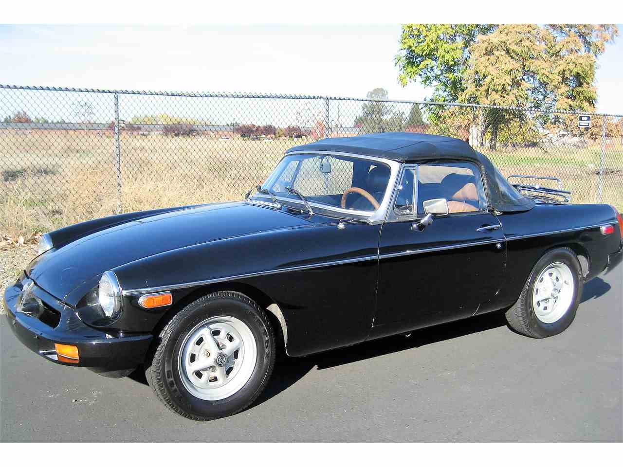 Large Picture of '75 MGB - JUSH