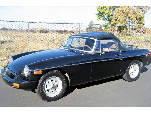 Picture of '75 MGB - JUSH
