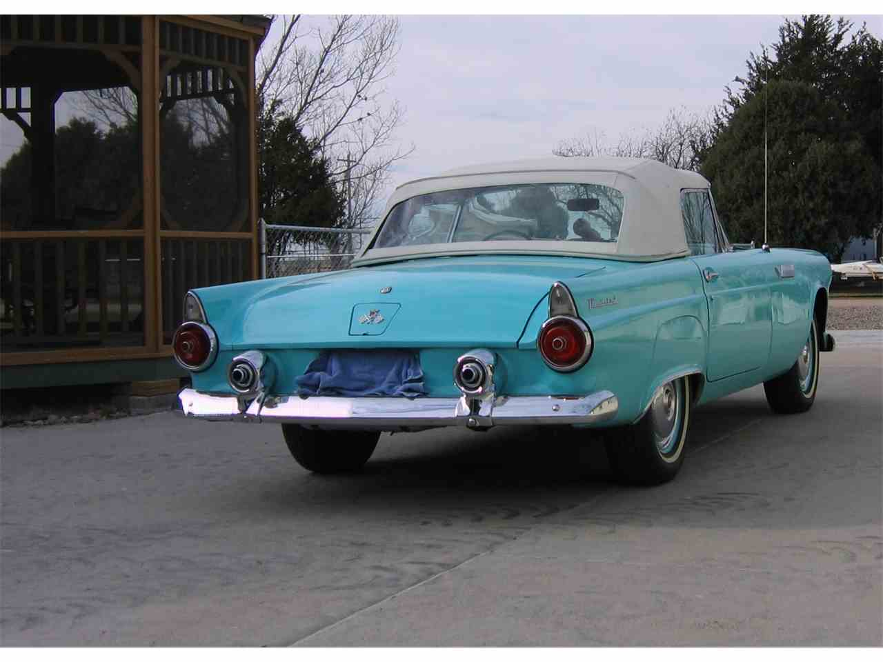 Large Picture of '55 Thunderbird - JUSS