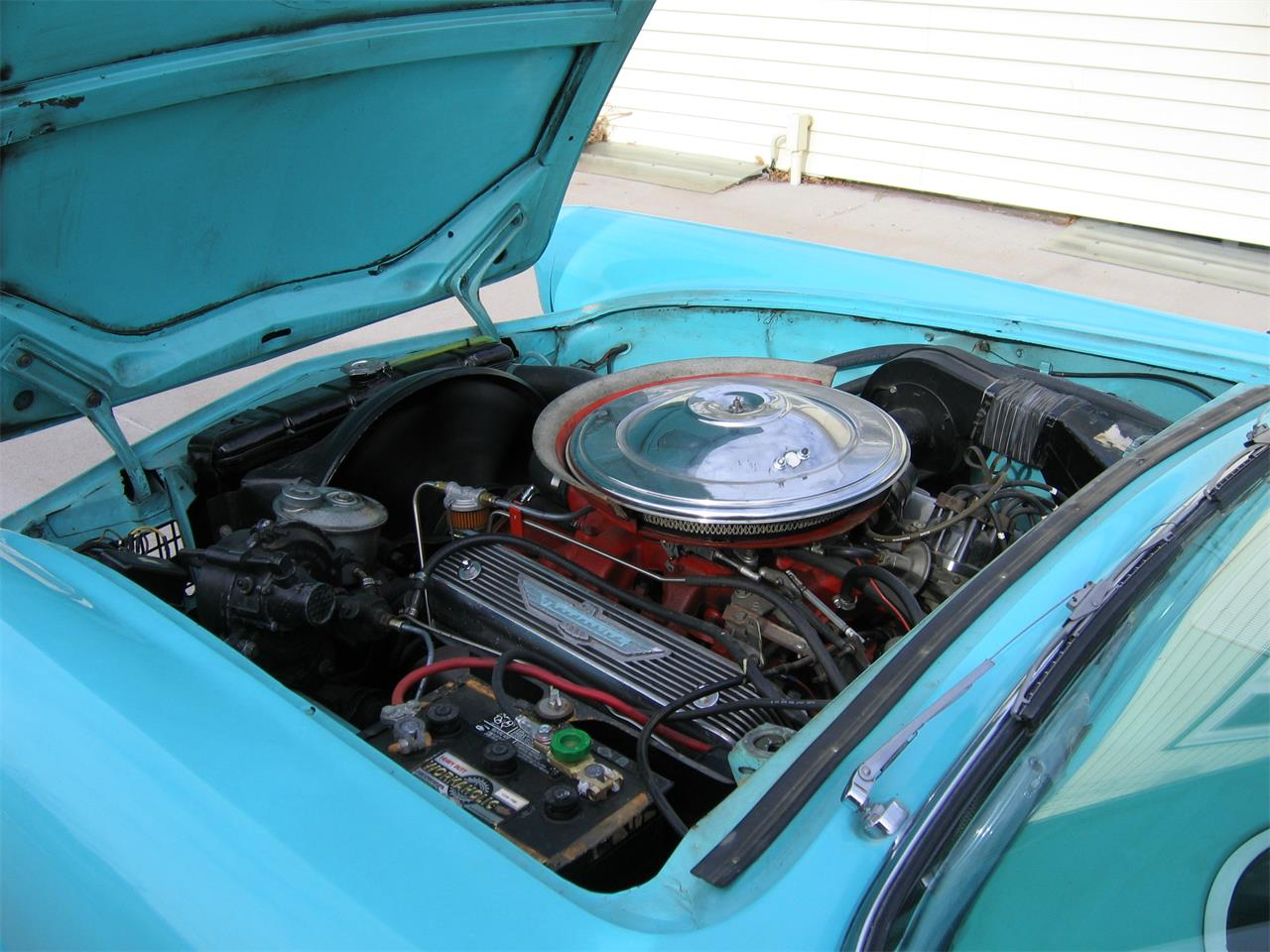 Large Picture of '55 Ford Thunderbird - $26,400.00 Offered by a Private Seller - JUSS