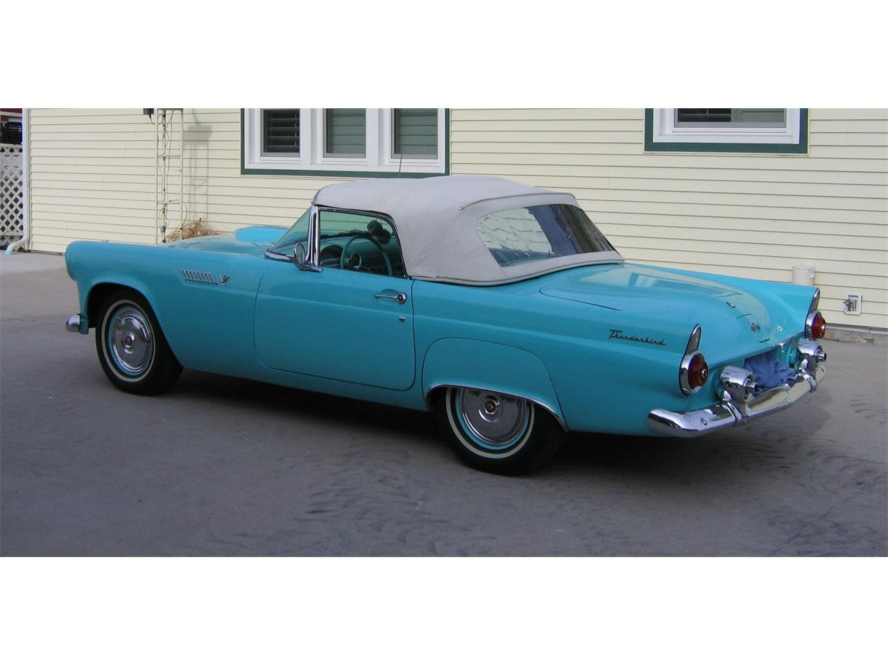 Large Picture of Classic '55 Thunderbird - $26,400.00 Offered by a Private Seller - JUSS