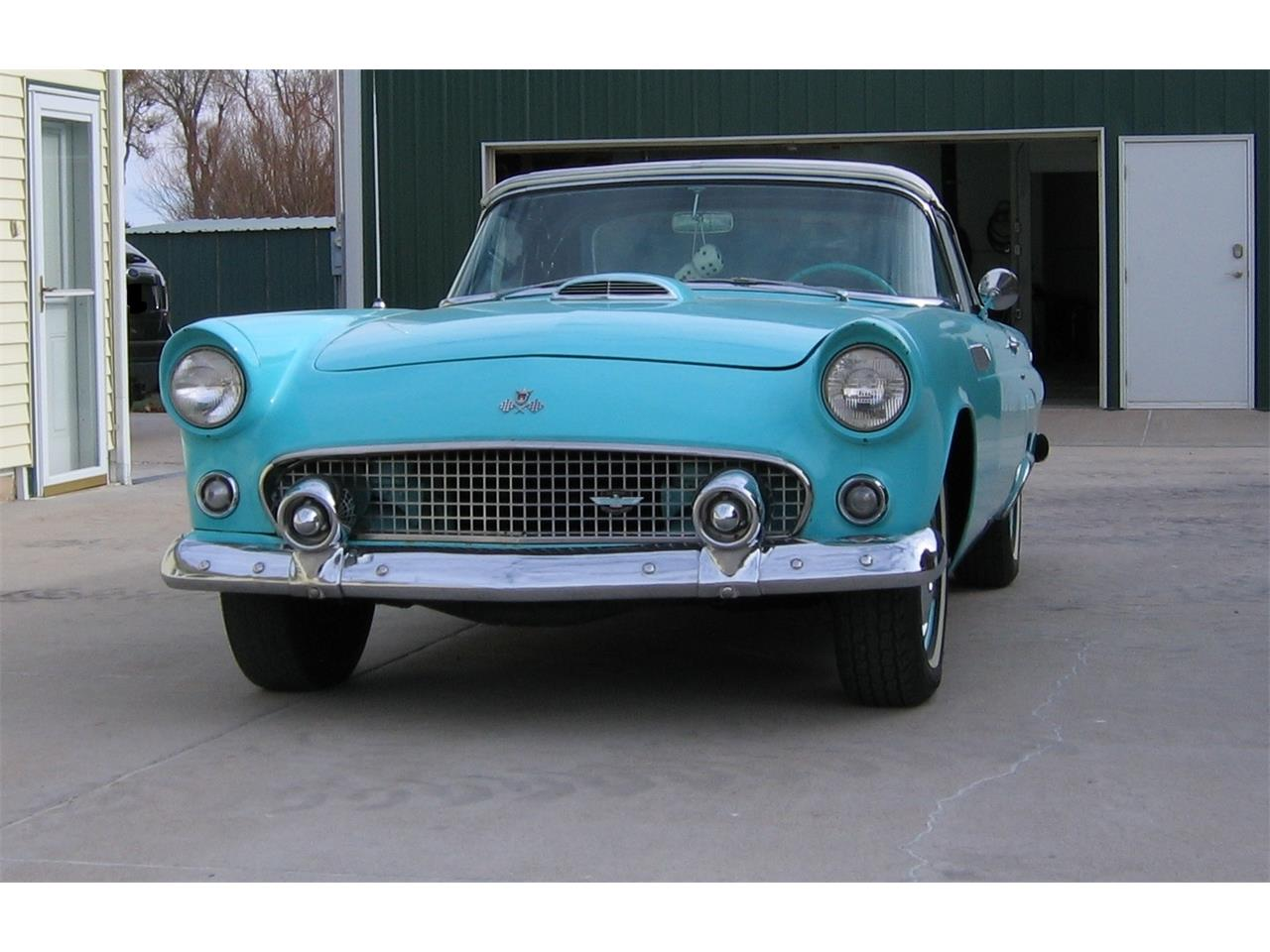 Large Picture of Classic '55 Ford Thunderbird - $26,400.00 Offered by a Private Seller - JUSS
