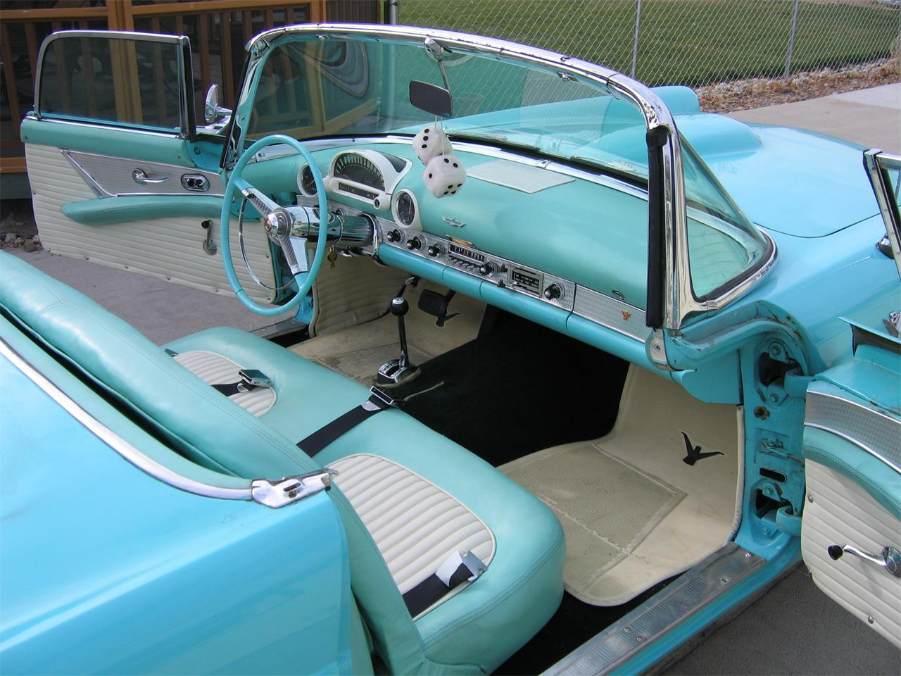 Large Picture of Classic 1955 Ford Thunderbird Offered by a Private Seller - JUSS