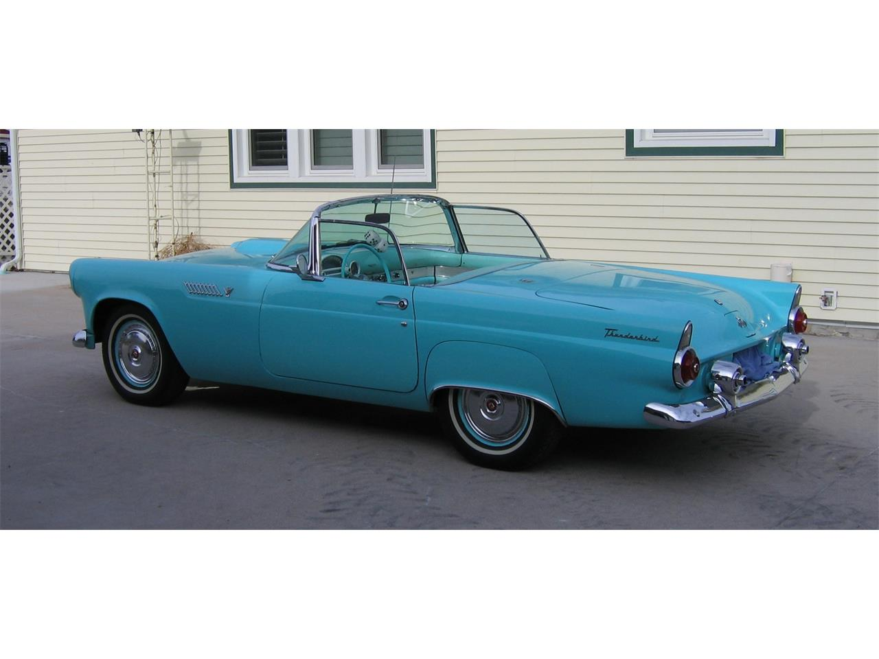Large Picture of 1955 Ford Thunderbird - $26,400.00 - JUSS