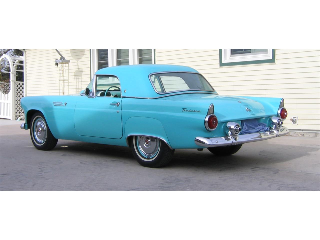 Large Picture of Classic 1955 Ford Thunderbird - JUSS