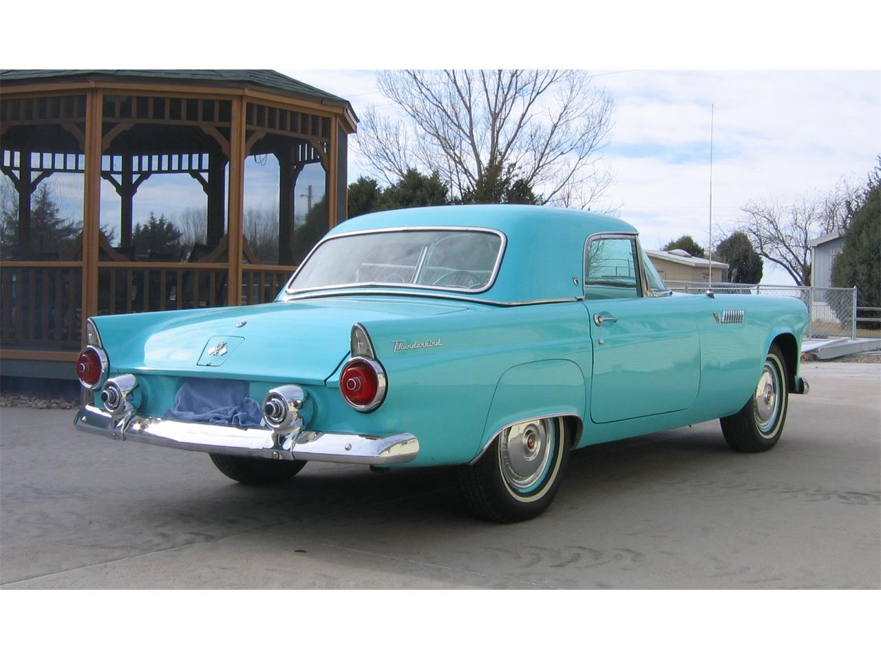 Large Picture of Classic 1955 Ford Thunderbird located in Paoli Colorado - JUSS