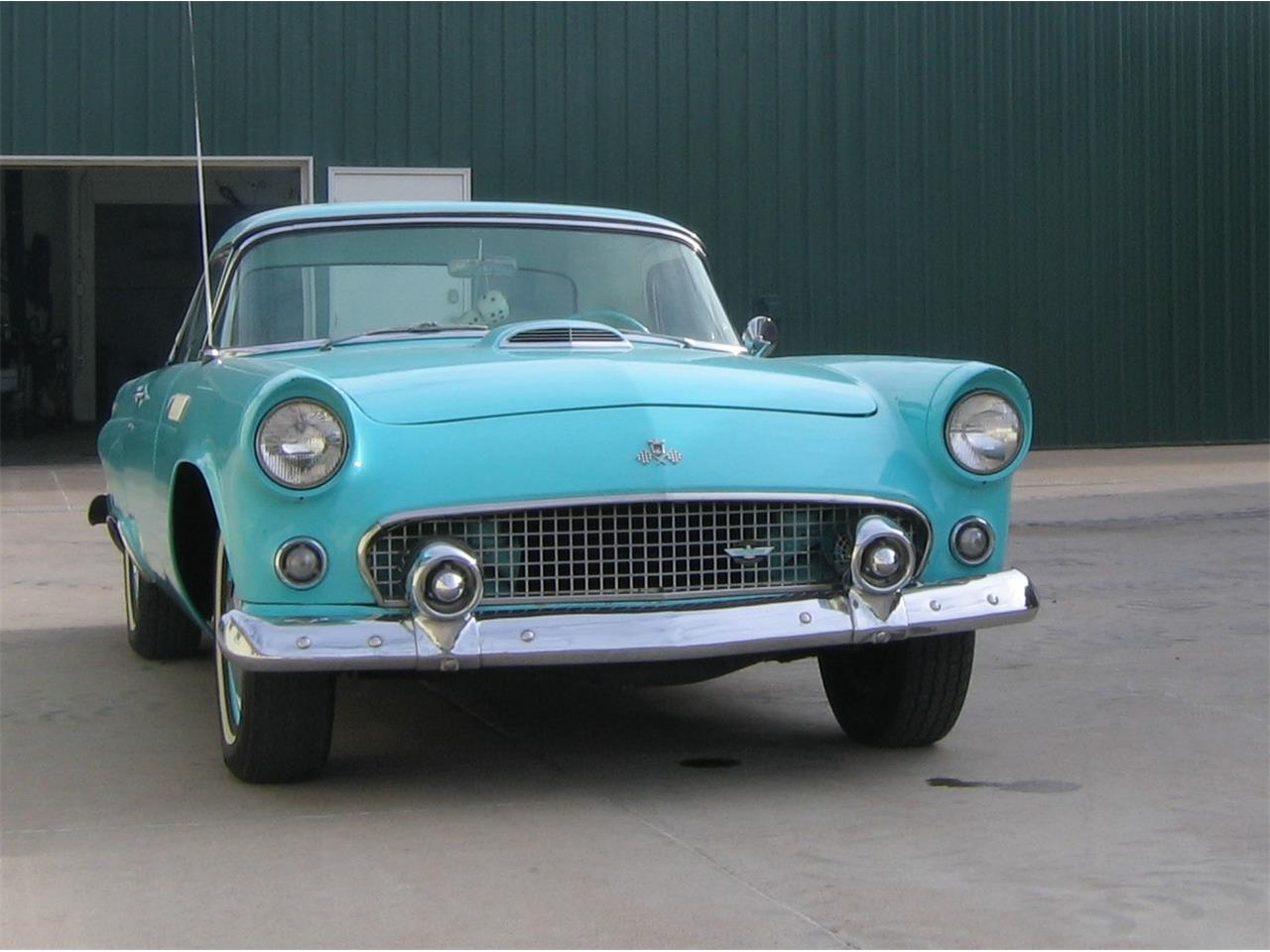 Large Picture of 1955 Thunderbird - $26,400.00 Offered by a Private Seller - JUSS