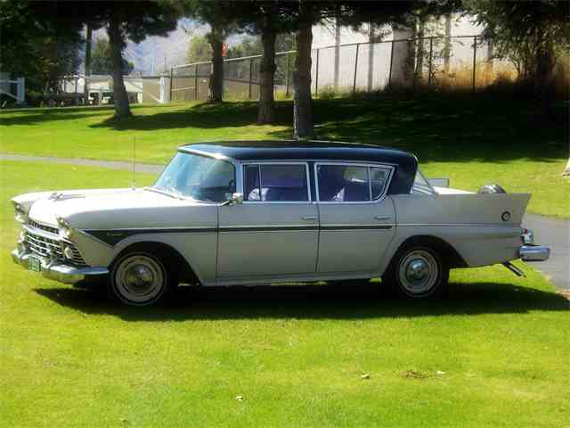Picture of '58 Rambler Custom Sedan - $4,000.00 Offered by a Private Seller - JUSY