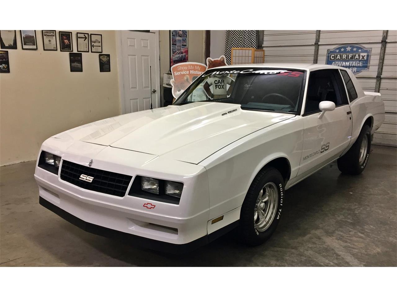 For Sale: 1984 Chevrolet Monte Carlo SS in Alpharetta, Georgia