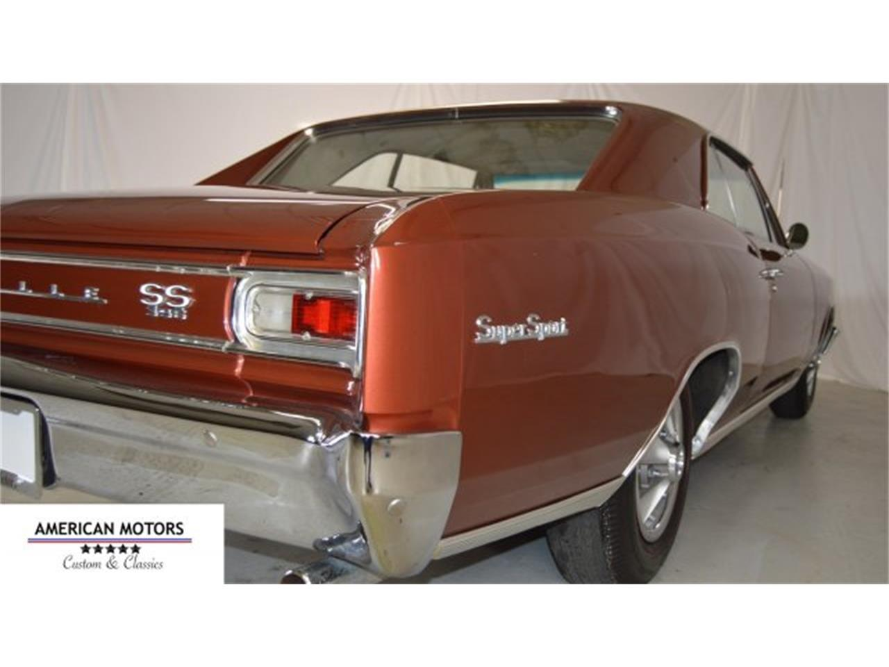 Large Picture of '66 Chevelle SS - JUUU