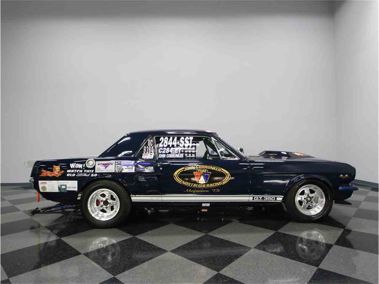 Large Picture of '66 Mustang - JUVC