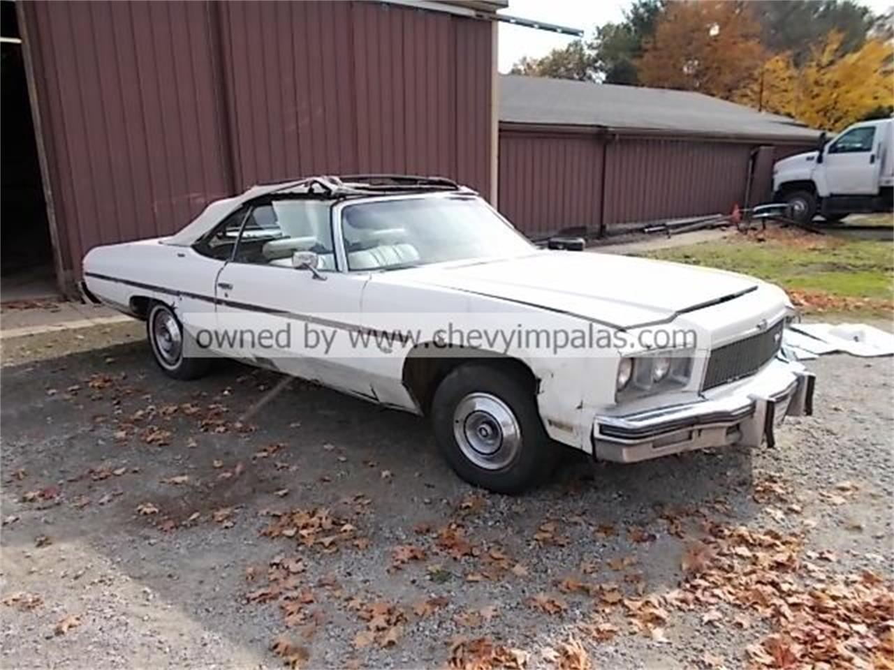 Large Picture of '75 Caprice - JUWC