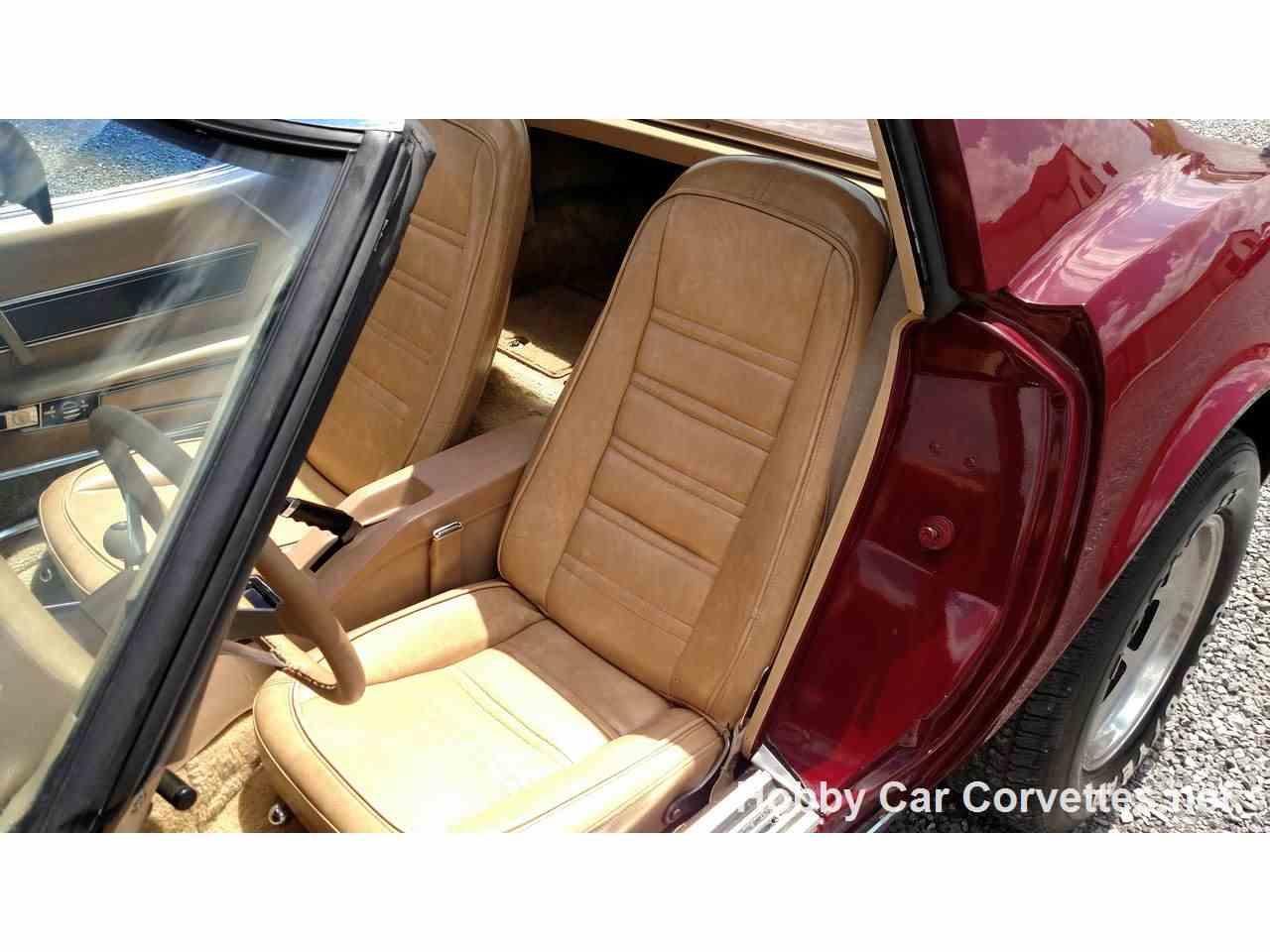 Large Picture of '77 Corvette - JUWZ