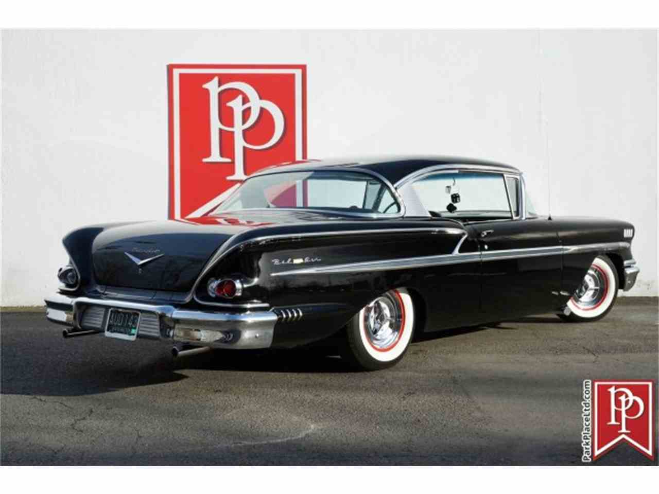 Large Picture of '58 Bel Air - JUXX