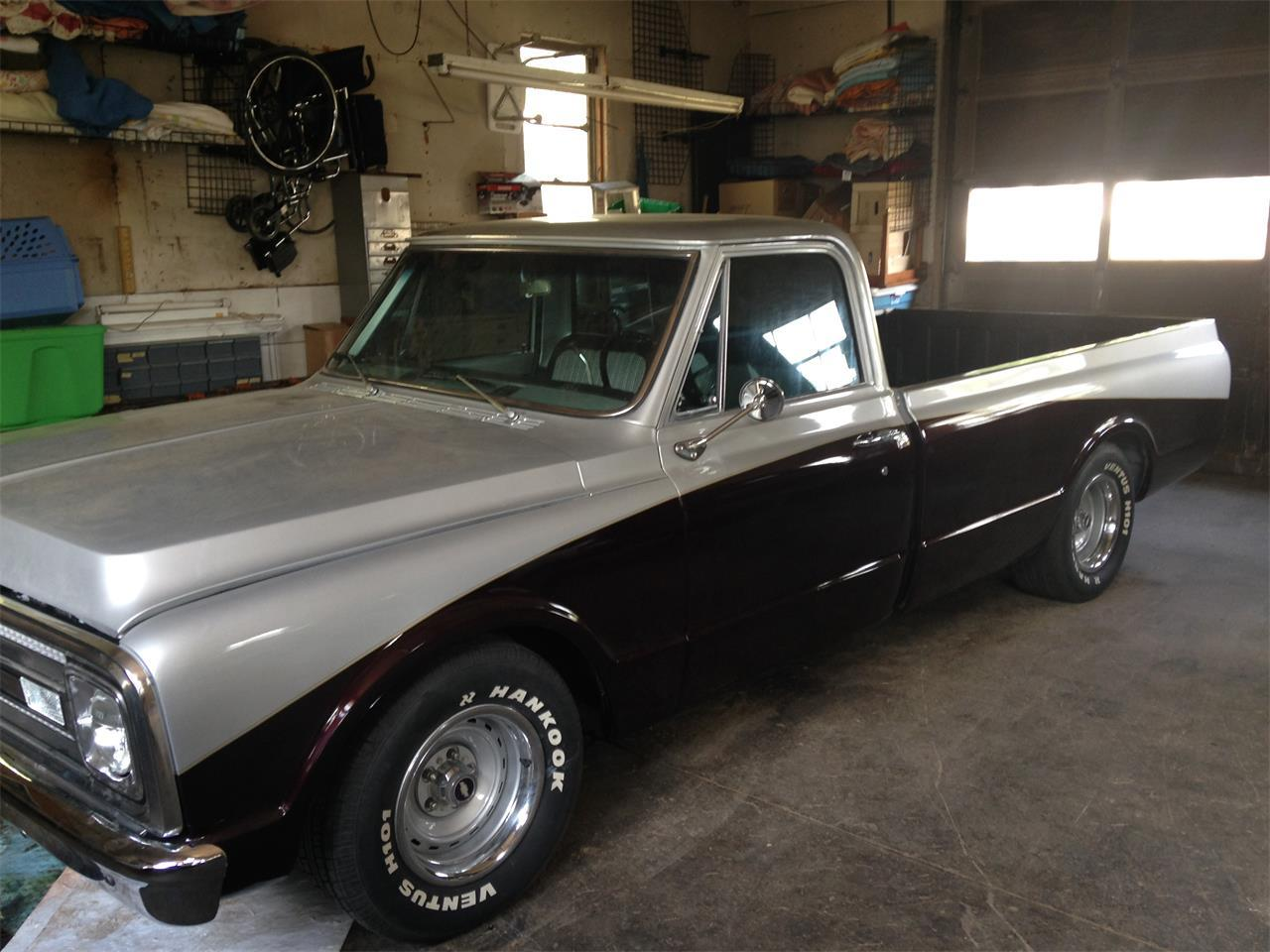 Large Picture of '69 C10 - JUYQ