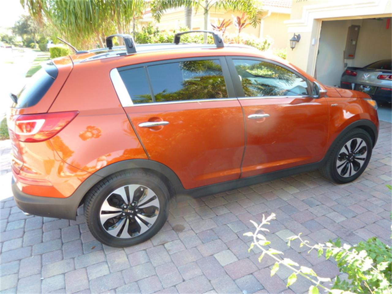 Large Picture of '11 Sportage - JUYT