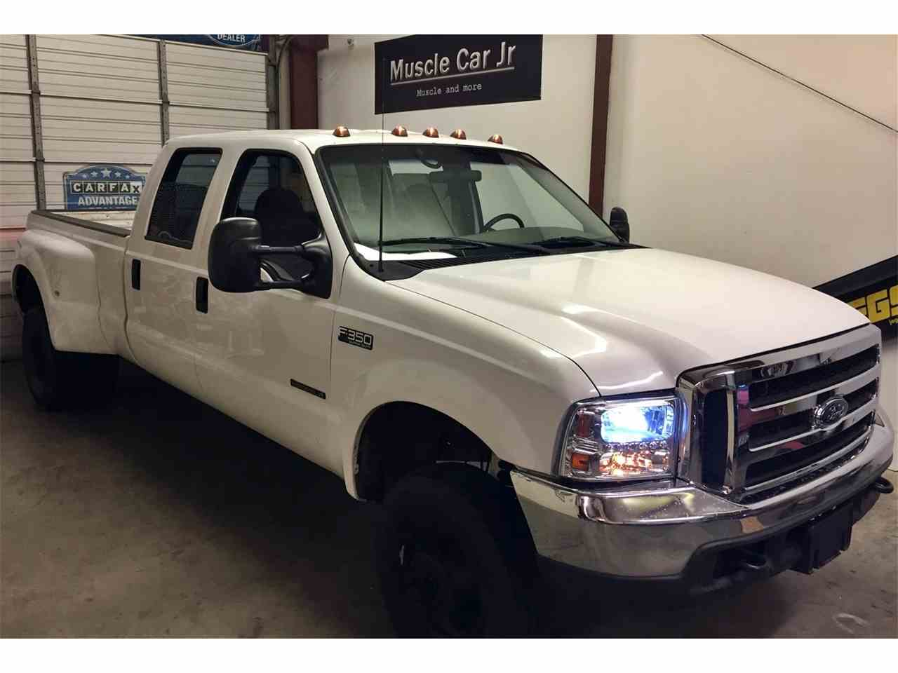 Large Picture of '00 Ford F350 located in Georgia - JQDX