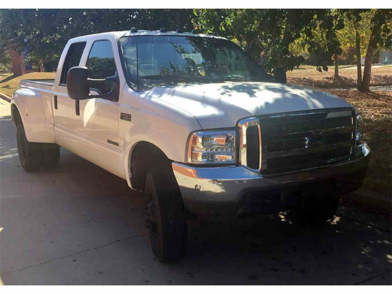Large Picture of '00 Ford F350 - $11,500.00 - JQDX