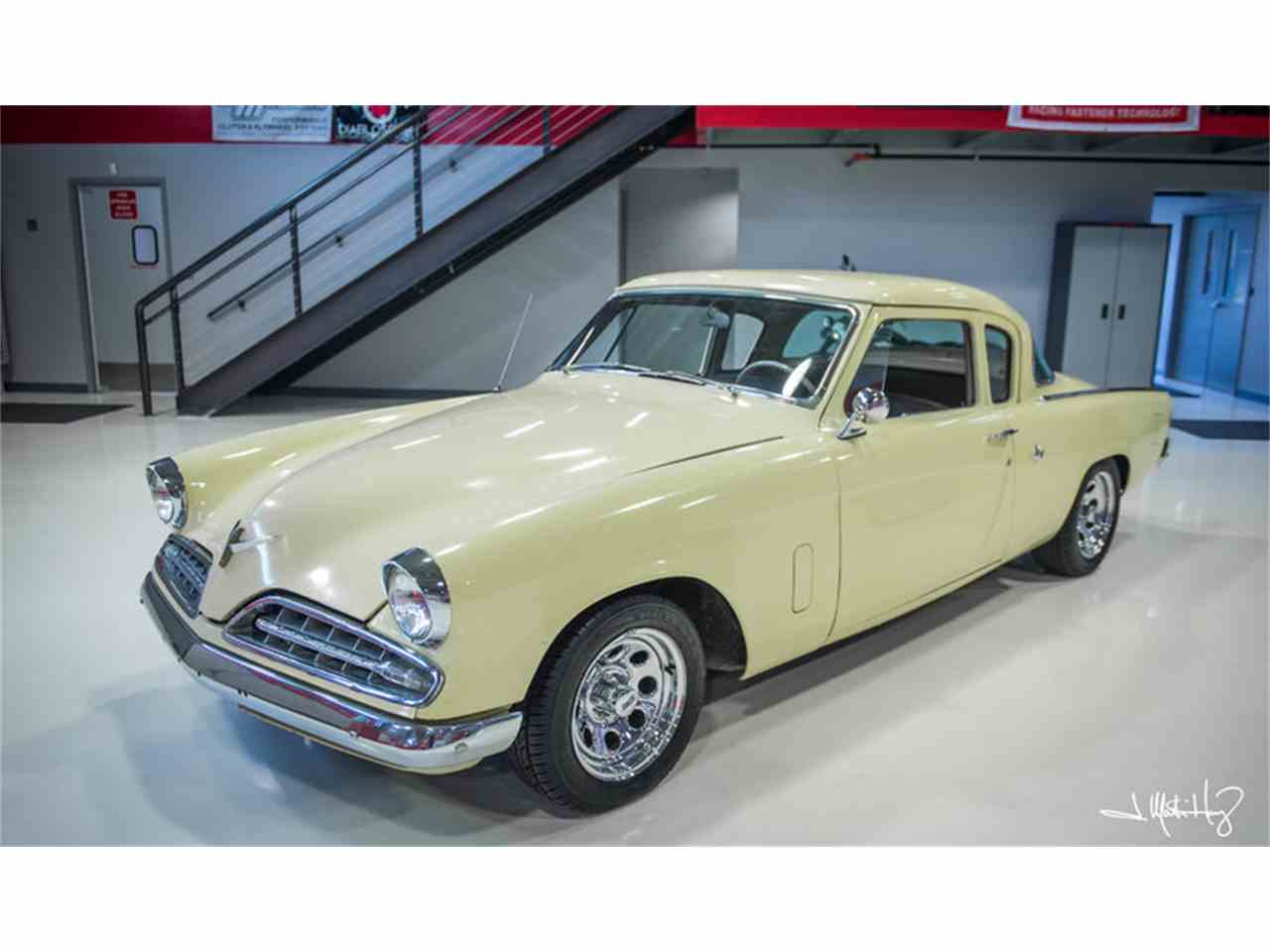 Large Picture of '54 Studebaker Champion located in Arizona - $17,500.00 - JUZJ