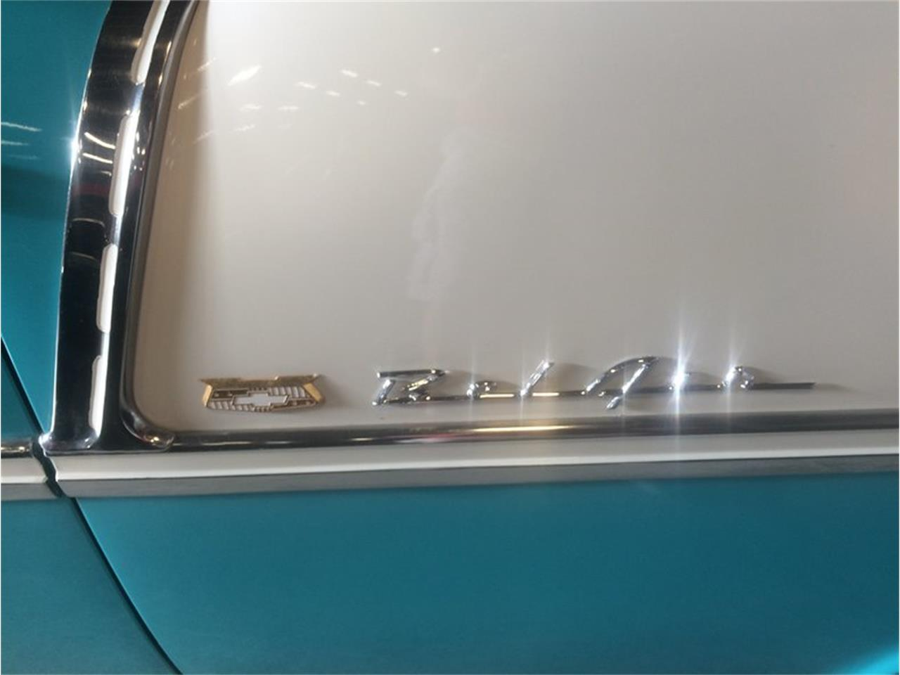 Large Picture of '55 Bel Air - JUZK