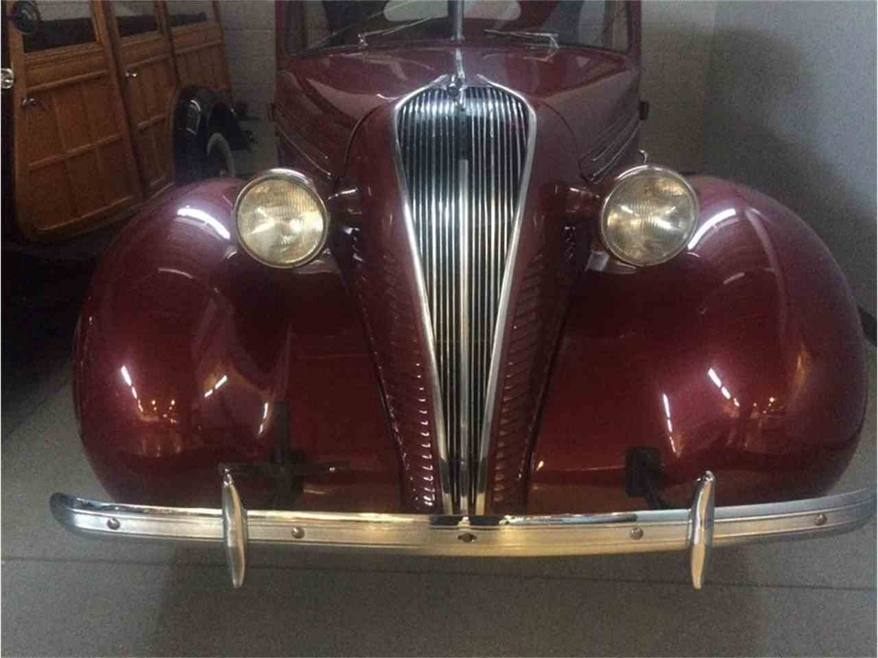 Large Picture of Classic '37 Hudson Terraplane located in Tucson Arizona Offered by Crown Concepts LLC - JUZR