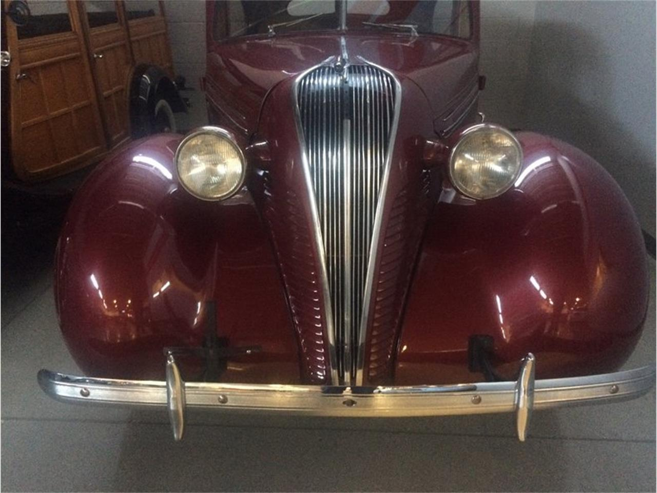 Large Picture of '37 Hudson Terraplane located in Arizona Offered by Crown Concepts LLC - JUZR