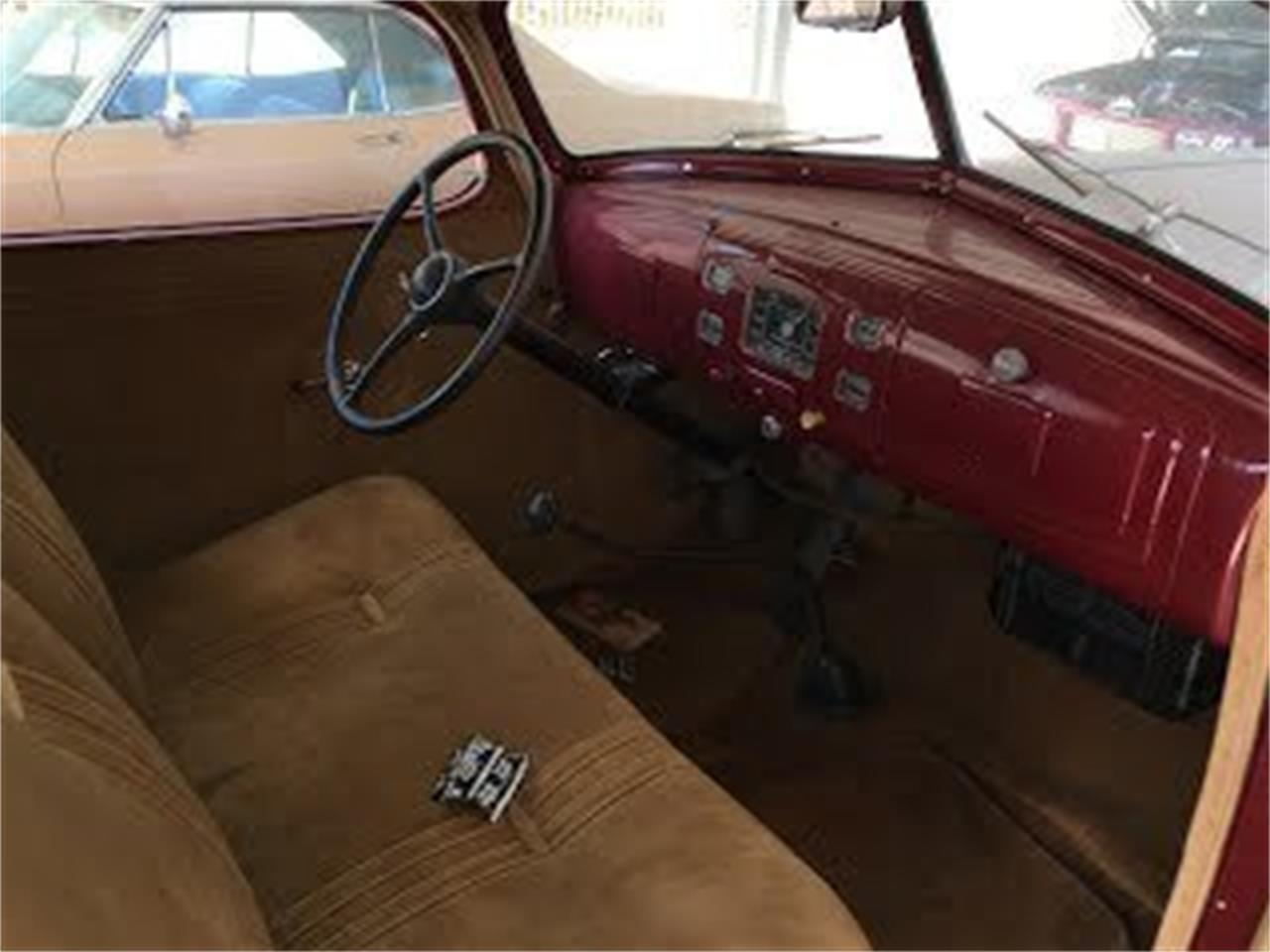 Large Picture of Classic 1937 Hudson Terraplane located in Arizona Offered by Crown Concepts LLC - JUZR