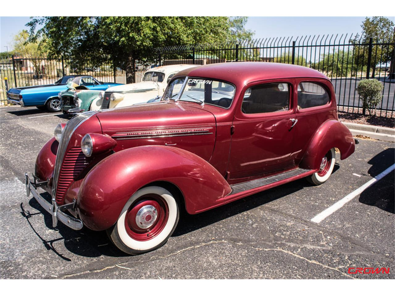 Large Picture of 1937 Terraplane located in Tucson Arizona Offered by Crown Concepts LLC - JUZR