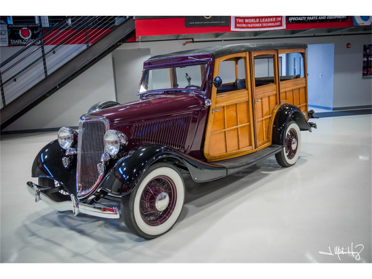 Large Picture of Classic '34 Ford Woody Wagon - $47,500.00 - JUZV