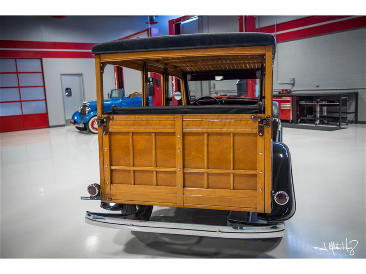 Large Picture of Classic '34 Woody Wagon located in Tucson Arizona Offered by Crown Concepts LLC - JUZV