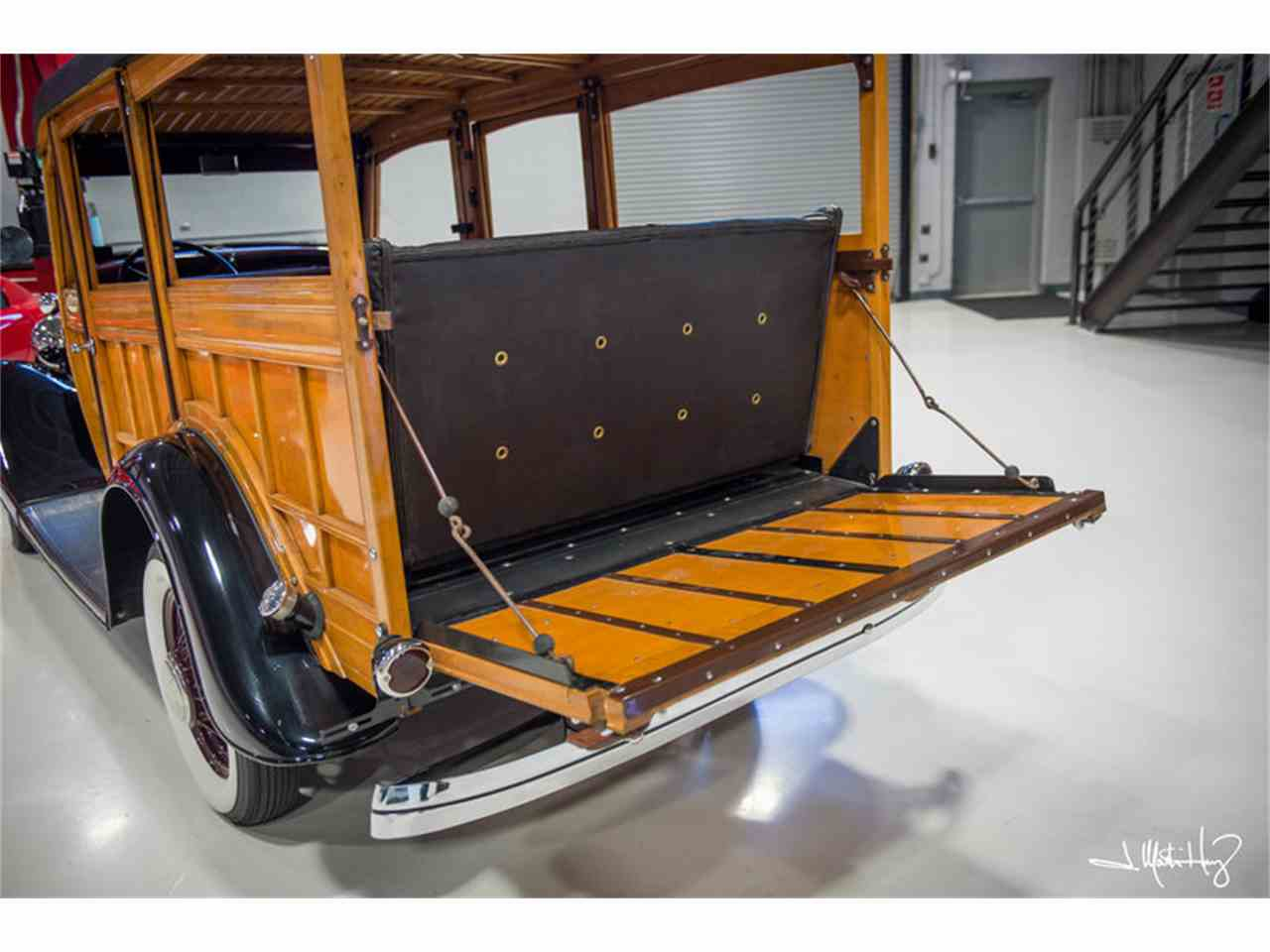 Large Picture of '34 Woody Wagon - JUZV