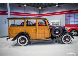 Picture of Classic '34 Woody Wagon located in Arizona Offered by Crown Concepts LLC - JUZV