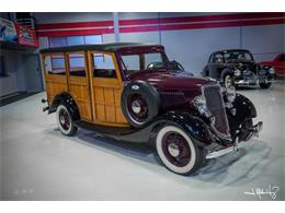 Picture of Classic 1934 Ford Woody Wagon - $47,500.00 - JUZV