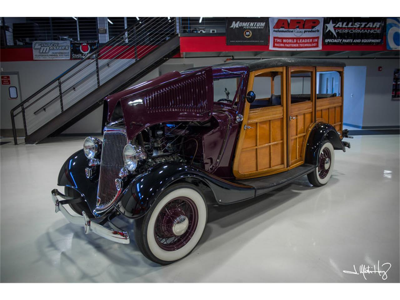 Large Picture of Classic '34 Ford Woody Wagon - JUZV