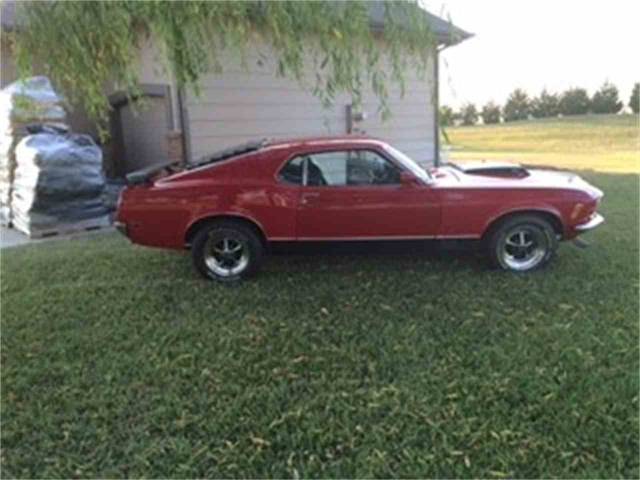 Large Picture of '70 Mustang Mach 1 - JQEJ