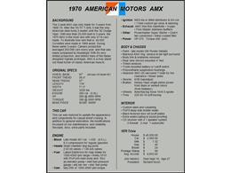 Picture of '70 AMX - JQEM