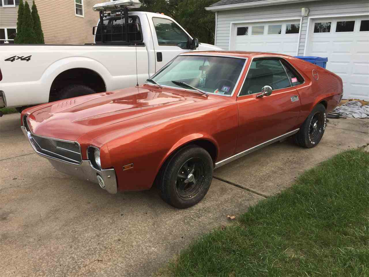 Large Picture of '69 AMX - JQEP