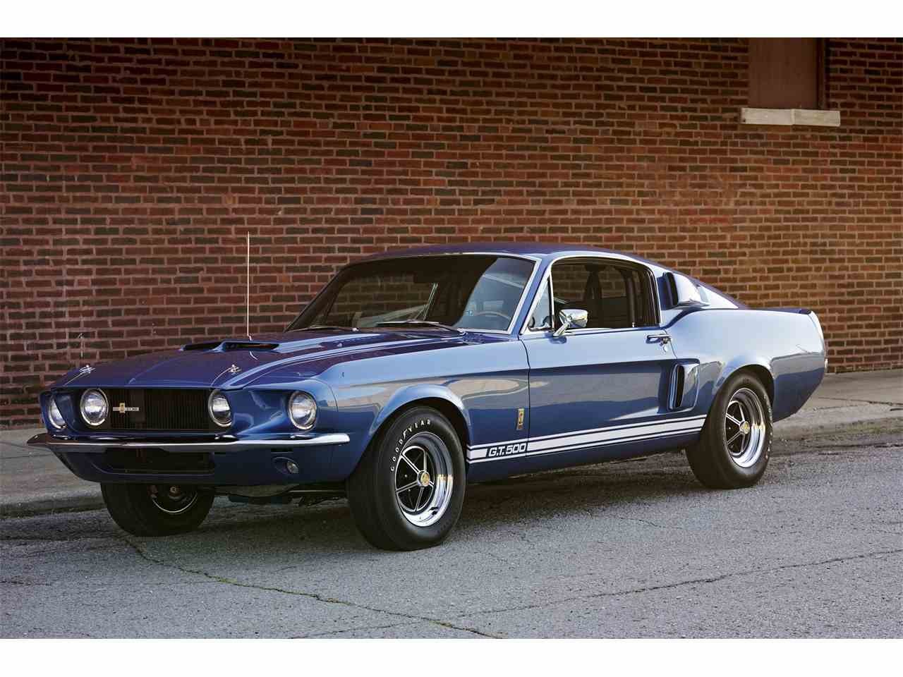Large Picture of '67 GT500 - JV9B