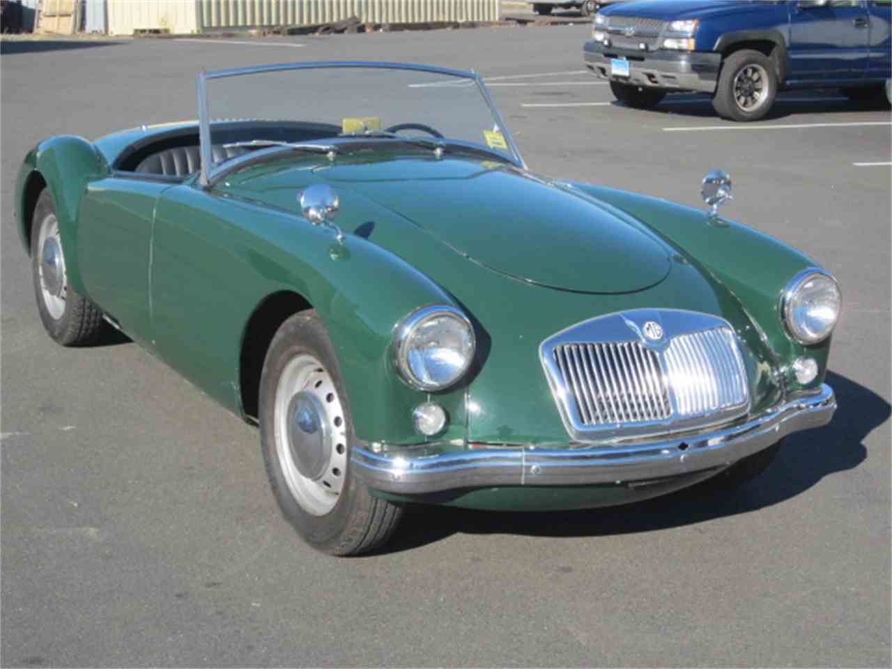 Large Picture of '58 MGA 1500 - JV9R